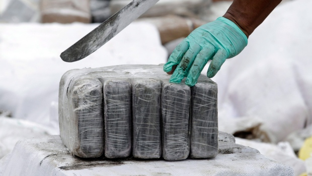 Agents seize $330 million in cocaine