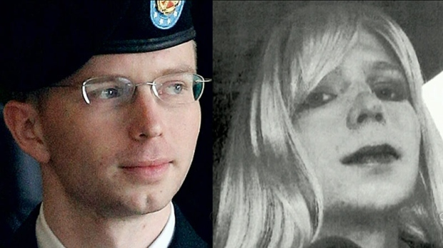 Bradley Manning, Chelsea Manning composite