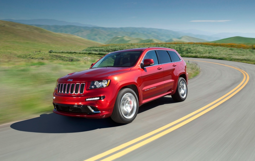 Jeep, Dodge SUVs recalled due to risk of engines stalling