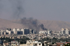 Syria violence chemical weapons