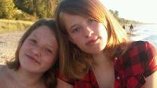 Jemma and Emma Kip missing