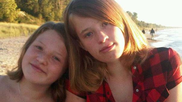 Jemma and Emma Kip have been missing since Thursday morning after camping with their family at Bon Echo provincial park near Peterborough, Ont.,. (Facebook)