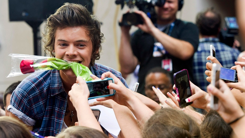 Harry Styles, Brian May, Monae to present at Rock Hall