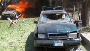 CTV News Channel: Explosions rock Tripoli