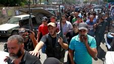 Lebanon twin car bombings