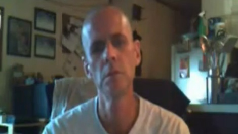 Jeffrey Scott Hughes was fatally shot by police during a confrontation in Nanaimo, B.C. in October 2009. (YouTube)
