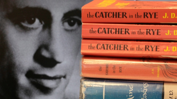 JD Salinger's books are finally going digital