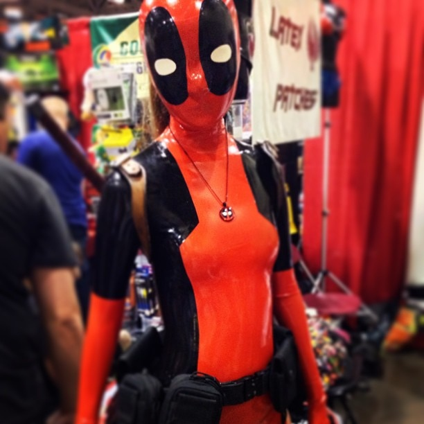 Costume-Clad Enthusiasts Flock To Fan Expo
