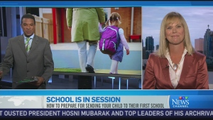 CTV News Channel: School is back in session