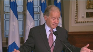 Raymond Bachand will be Quebec's chief representative at NAFTA renegotiations.
