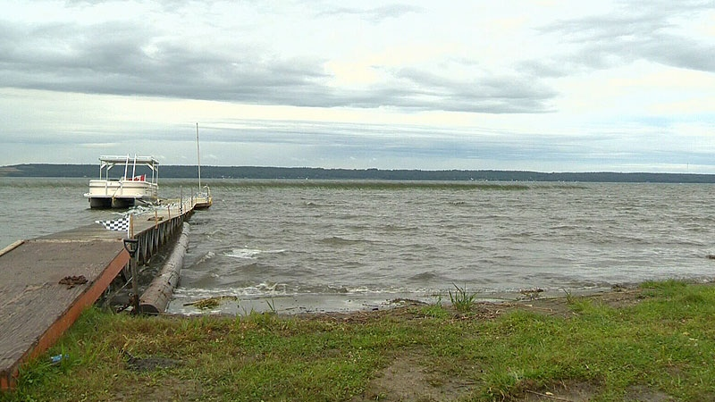 Wabamun Lake