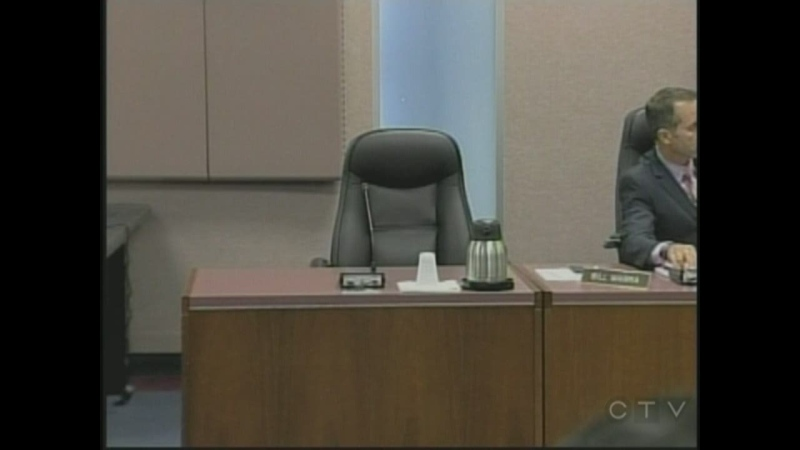 Empty Windsor council seat