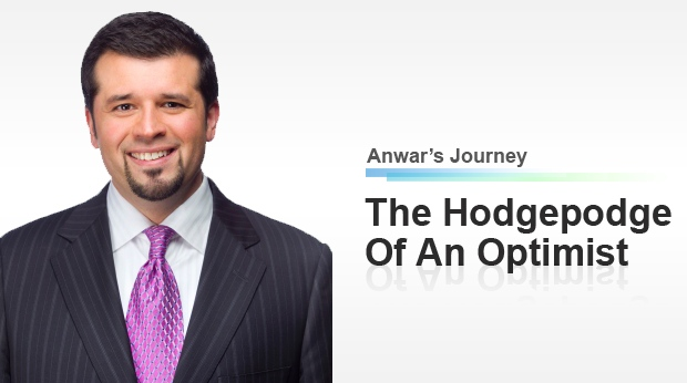 Anwar's Journey – The hodgepodge of an optimist