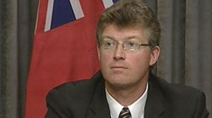 Andrew Swan says he will serve out his current term but not seek re-election when Premier Brian Pallister calls the next vote. (File image)