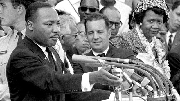 made martin luther king jr s have dream speech effective The speech is named after a repeated phrase, i have a dream, but it is known for moving parts as well here is a video and the full text of king jr's speech: recommended slideshows.