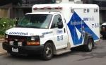 Ambulance file photo