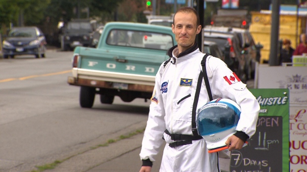 Vancouver resident Herbert Bossaerts