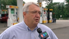 Syria conflict causing a spike in gas prices?