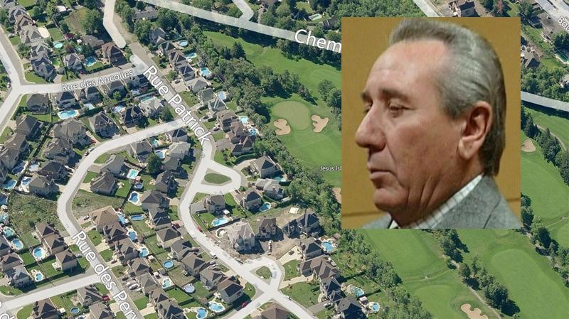 Vito Rizzuto Moves To Home Near Laval Golf Course Ctv