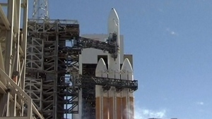 CTV News Channel: Rocket launch in California