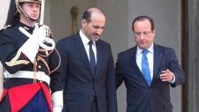 France Syria strike chemical weapokns