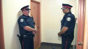 CTV Toronto: Neighbours heard horrific screams