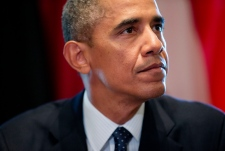 Obama holds meeting on Syria