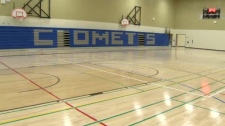Robert Thirsk gymnasium