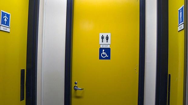 Transgender, all gender bathrooms