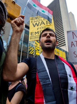 The World Reacts to Possible U.S. Attack on Syria