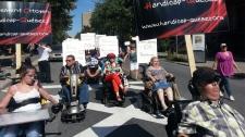 handicap march sunday