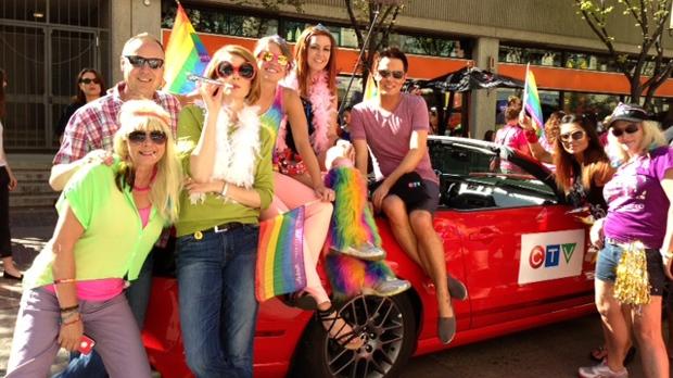 CTV at Pride Calgary 2013 | CTV News