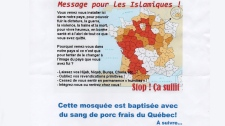 note with attack in saguenay