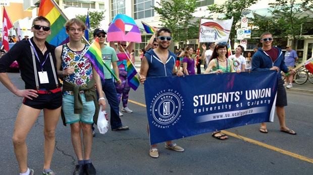 Ctv At Pride Calgary 2013 Ctv News