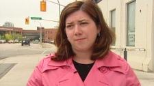 Alison de Muy, Machteld Faas Xander spokesperson, speaks with CTV News on Friday, May 27, 2011.