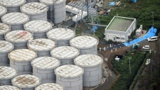 Japan to stop radioactive leaks