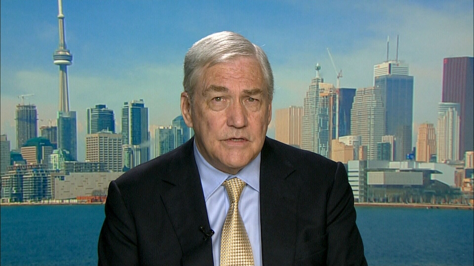 Conrad Black appears on CTV's Power Play from Toronto, Tuesday, Sept. 3, 2013.