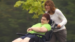 CTV Atlantic: Mom fights for daughter' social life