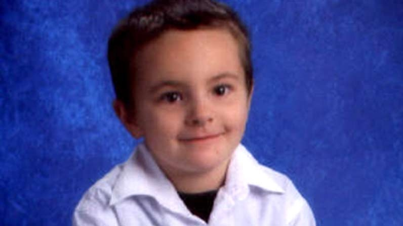 Six-year-old Lee Allan Bonneau is seen in this undated photo. (RCMP)