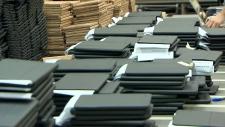 iPads for Winnipeg students