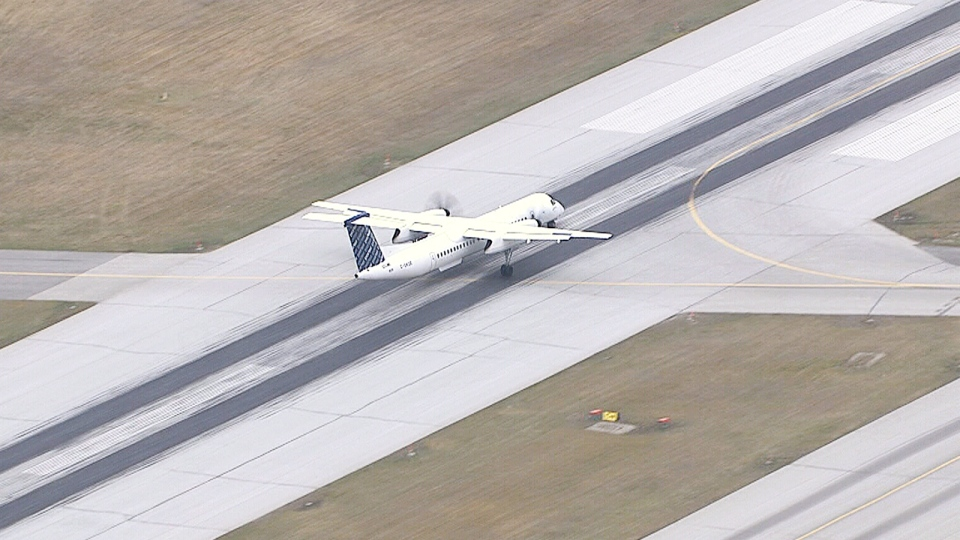 Porter Airlines wants to add 400 metres to the runway at Billy Bishop Toronto City Airport.