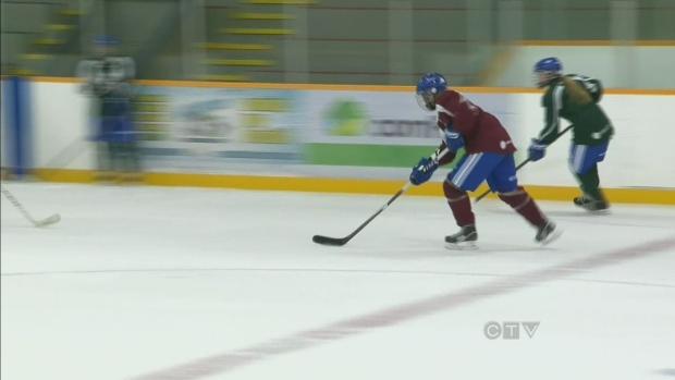 Vancouver island hockey ass