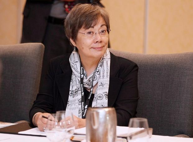 Nunavut Premier Eva Aariak