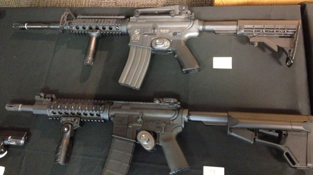 CPS - Air-powered guns
