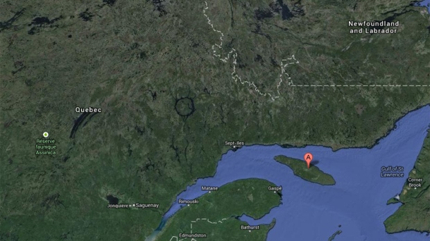 Details of oil exploration on Anticosti island