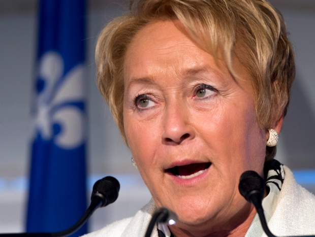 Pauline Marois on multiculturalism comments