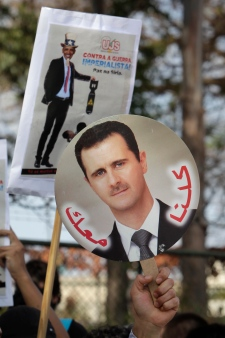 EU urges US to wait for report on Syria