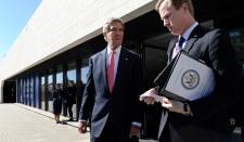 EU warns John Kerry on Syria