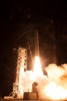 NASA launches newest robotic explorer to moon