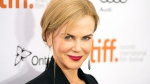 Nicole Kidman poses for a photograph on the red carpet at the gala for the new movie 'The Railway Man' during the 2013 Toronto International Film Festival in Toronto on Friday, Sept. 6, 2013. (Frank Gunn/The Canadian Press)